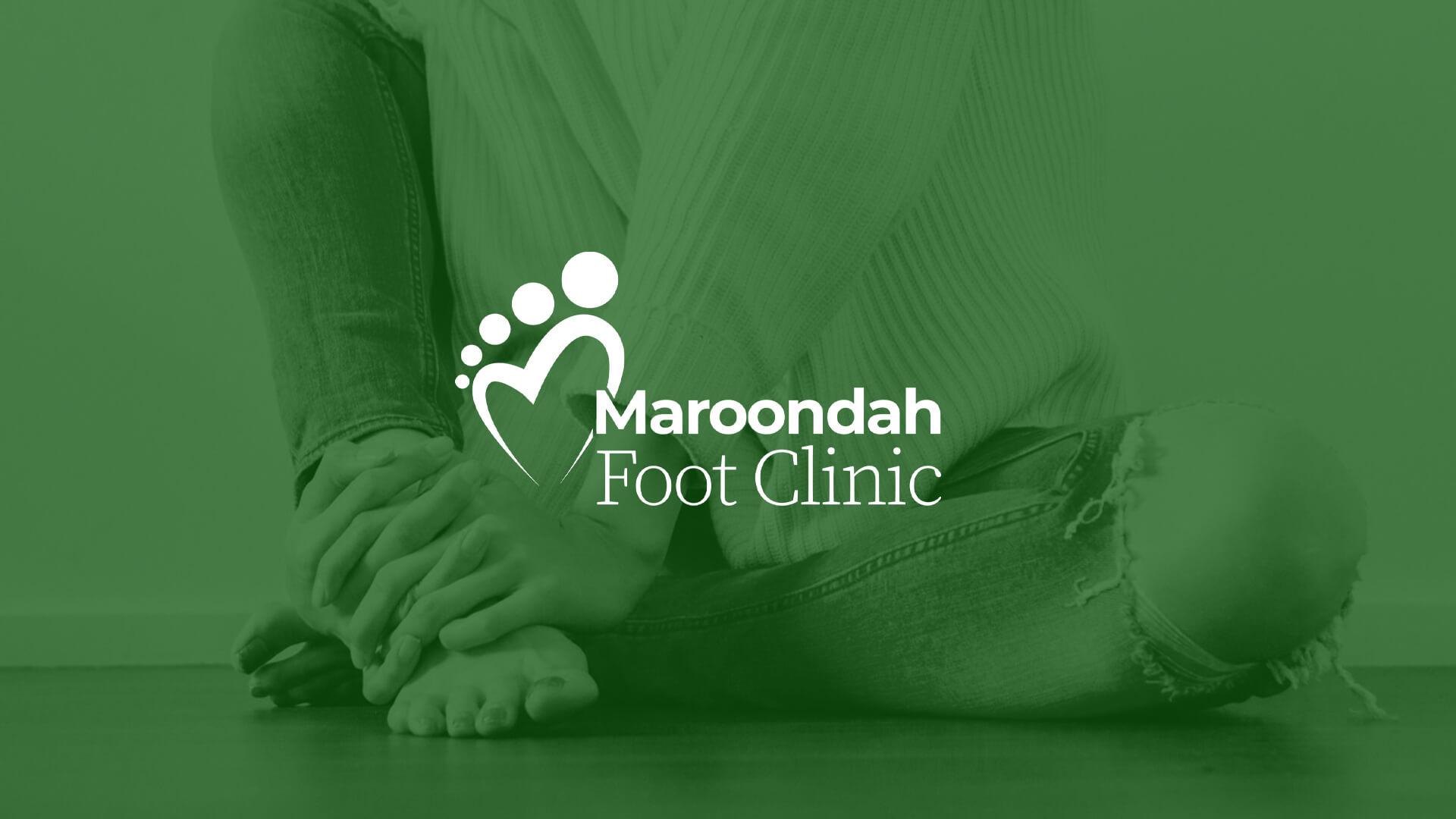 Maroondah Foot Clinic Banner | Voltekka: Website Design & Digital Marketing Specialists