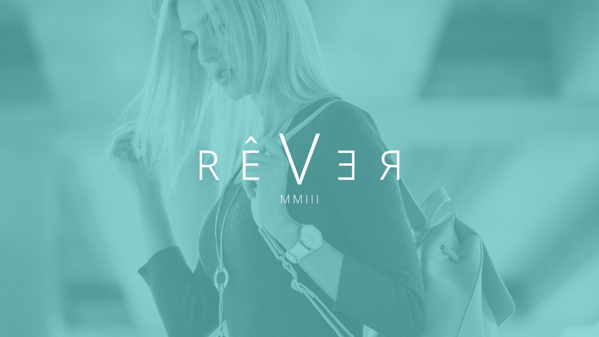 Rêver Watches Banner | Voltekka: Website Design & Digital Marketing Specialists